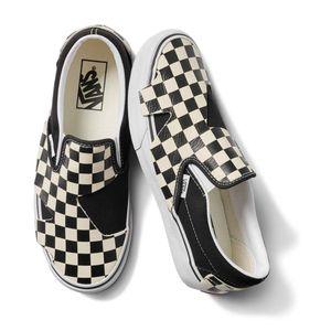 Zapatillas-Ua-Classic-Slip-On-Origami-Checkerboard-True-White
