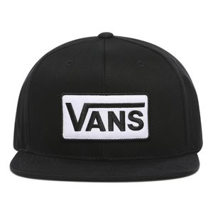 Jockey-Vans-Patch-Snapback-Black