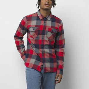 Camisa-Box-Flannel-Racing-Red-Dress-Blues