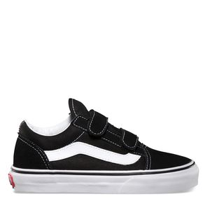 Zapatillas-Niño-Old-Skool-V-Black-True-White