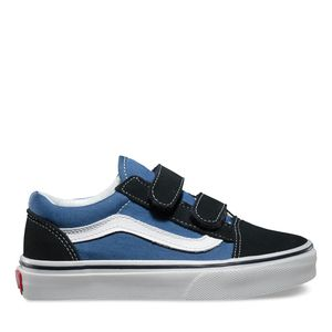 Zapatillas-Niño-Old-Skool-V-Navy-True-White