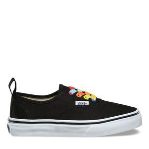 Zapatillas-Niño-Gum-Outsole-Authentic--Rainbow-Shine--Black-True-White