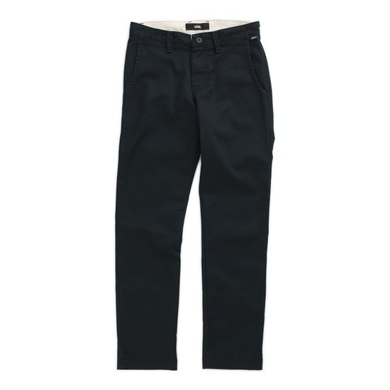 Pantalon-Youth-By-Authentic-Chino-Stretch-Boys--5-a-12-años--Black
