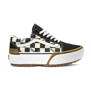 Zapatillas-Ua-Old-Skool-Stacked--Checkerboard--Multi-True-White