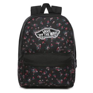 Mochila-Realm-Backpack-Beauty-Floral-Black