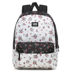 Mochila-Realm-Classic-Backpack-Beauty-Floral-Patchwork