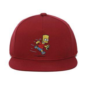 Gorro-Vans-X-The-Simpsons-Snapback-Boys-Youth--5-a-12-años---The-Simpsons--El-Barto
