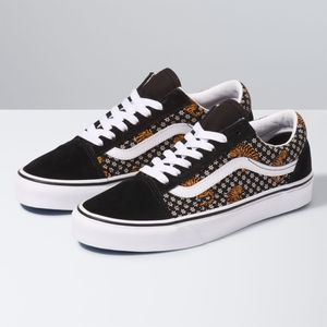 Zapatillas-Old-Skool--Tiger-Floral--Black-True-White