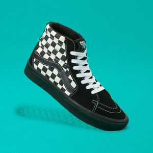 Zapatillas-Comfycush-Sk8-Hi--Mixed-Media--Antique-White-Black
