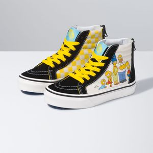 Zapatillas-Sk8-Hi-Zip-Youth--5-a-12-años---The-Simpsons--1987-2020