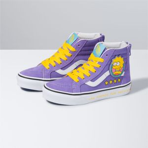 Zapatillas-Sk8-Hi-Zip-Youth--5-a-12-años---The-Simpsons--Lisa-4-Prez