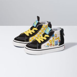 Zapatillas-Sk8-Hi-Zip-Toddler--1-4-años---The-Simpsons--1987-2020