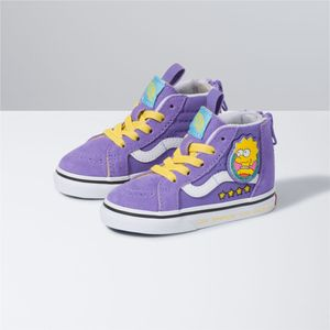 Zapatillas-Sk8-Hi-Zip-Toddler--1-4-años---The-Simpsons--Lisa-4-Prez
