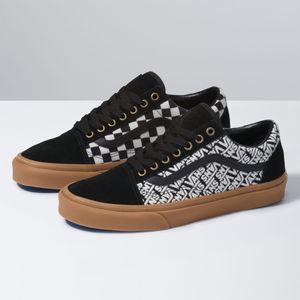 Zapatillas-Old-Skool--Vans-Jacquard--Black-Turtledove