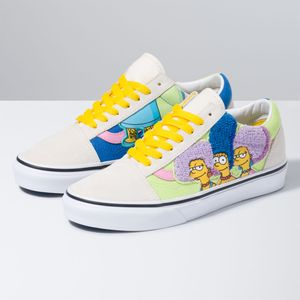 Zapatillas-Old-Skool--The-Simpsons--The-Bouviers