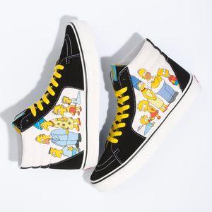 Zapatillas-Sk8-Hi--The-Simpsons--1987-2020