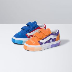 Zapatillas-Old-Skool-V-Toddler--1-4-años---Moma--Color-Wheel