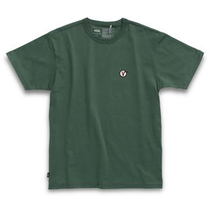 Polera-Off-The-Wall-Classic-Circle-V-Ss-Pine-Needle