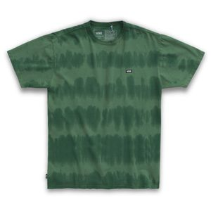 Polera-Off-The-Wall-Classic-Striped-Tie-Dye-Pine-Needle