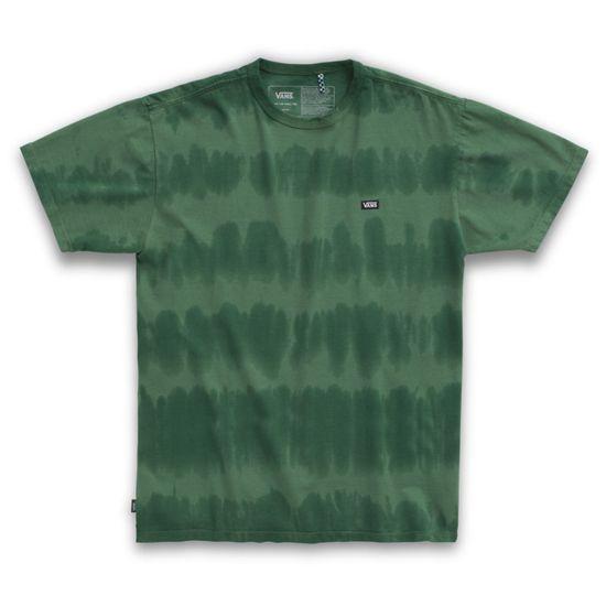 Polera-Off-The-Wall-Classic-Striped-Tie-Dye-Pine-Needle