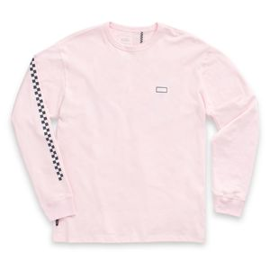 Polera-Off-The-Wall-Classic-Graphic-Ls-Vans-Cool-Pink