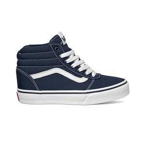 Zapatillas-Yt-Ward-Hi-Youth--5-a-12-años---Canvas--Dress-Blues-White