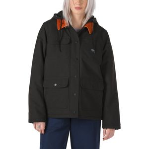 Chaqueta-Drill-Chore-Coat-Mte-Wmn-Black