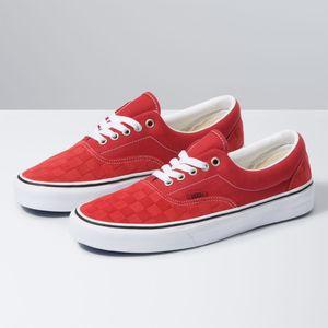 Zapatillas-Ua-Era--Deboss-Checkerboard--Pompeian-Red-True-White