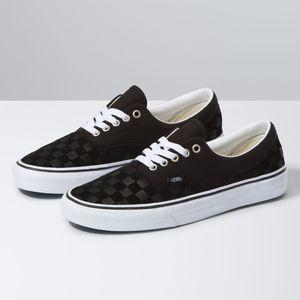 Zapatillas-Ua-Era--Deboss-Checkerboard--Black-True-White