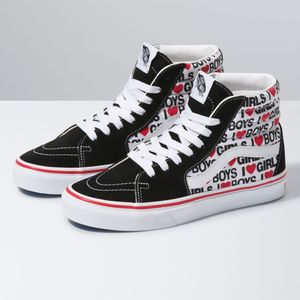 Zapatillas-Ua-Sk8-Hi--I-Heart--Black-True-White