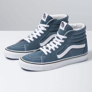 Zapatillas-Ua-Sk8-Hi-Blue-Mirage-True-White