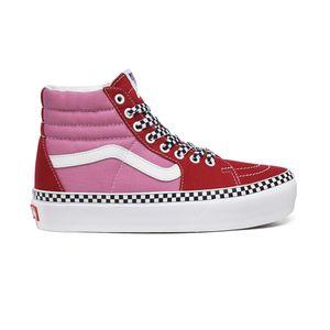 Zapatillas-Ua-Sk8-Hi-Platform-2.0--2-Tone--Chili-Pepper-Fuchsia-Pink