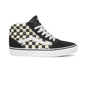 Zapatillas-Wm-Ward-Hi--Checkerboard--Black-White