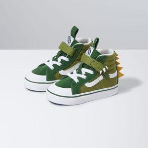 Zapatillas-Td-Dino-Sk8-Hi-Reissue-138-V-Toddler--1-4-años---Dino--Calla-Green-Greener-Pastures