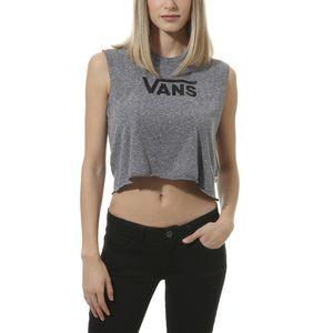Polera-Flying-V-Classic-Muscle-Grey-Heather