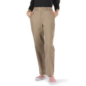 Pantalon-Authentic-Chino-Wmn-Military-Khaki