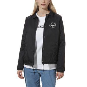 Chaqueta-Thanks-Coach-Attendance-Jacket-Black
