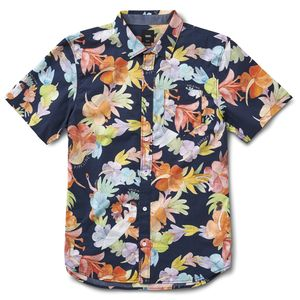Camisa-manga-corta-2019-Vtcs-Aloha-Dress-Blues