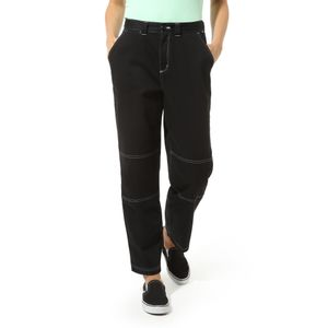 Pantalon-Authentic-Pro-Pant-Wmn-Black-White