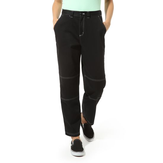 Pantalon-Authentic-Pro-Pant-Wmn-Black-White