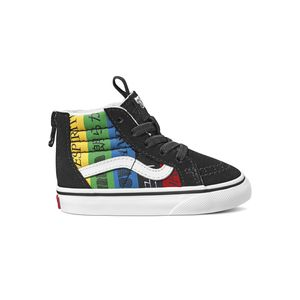 Zapatillas-Td-Sk8-Hi-Zip-Toddler--1-4-años---Vans-Spirit--Multi-True-White