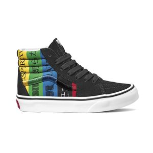 Zapatillas-Uy-Sk8-Hi-Youth--5-a-12-años---Vans-Spirit--Multi-True-White