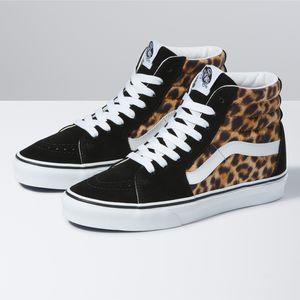 Zapatillas-Ua-Sk8-Hi--Leopard--Black-True-White