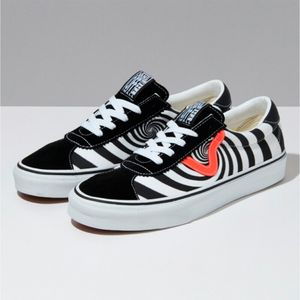Zapatillas-Ua-Vans-Sport--Swirl--Black-Fiery-Coral