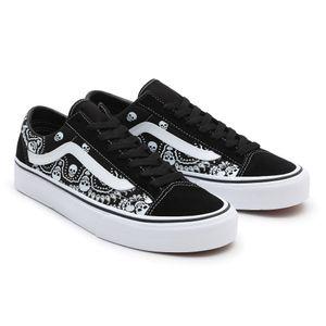 Zapatillas-Ua-Style-36--Bandana--Black-True-White