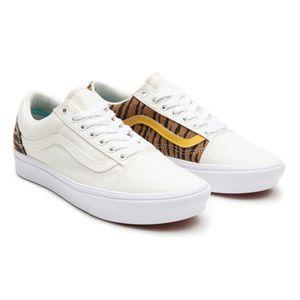 Zapatillas-Ua-Comfycush-Old-Skool--Le-Tigre--Marshmallow-Ceylon-Yellow