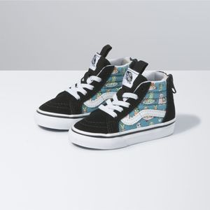 Zapatillas-Td-Sk8-Hi-Zip-Toddler--1-4-años---Llamas--Delphinium-Blue-True-White
