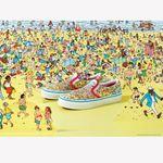 Zapatillas-Uy-Classic-Slip-On-Youth--5-a-12-años---Where-S-Waldo---Find-Steve-Beach