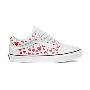 Zapatillas-Ua-Old-Skool--Valentines-Hearts--True-White-Racing-Red