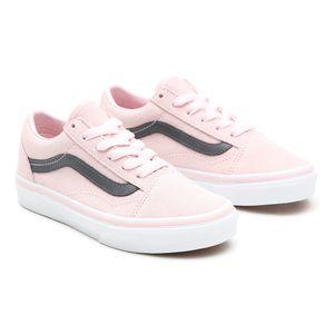 Zapatillas-Uy-Old-Skool-Youth--5-a-12-años---Suede--Blushing-Bride-Asphalt
